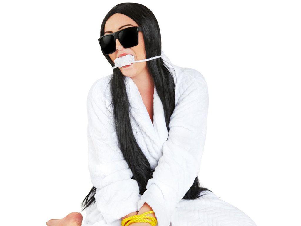Kim Kardashian Halloween-Kostüm