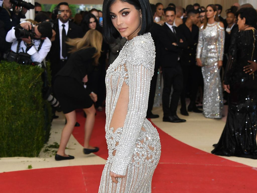 "Kylie Jenner bei der ""Manus x Machina: Fashion in an age of technology""-Gala"