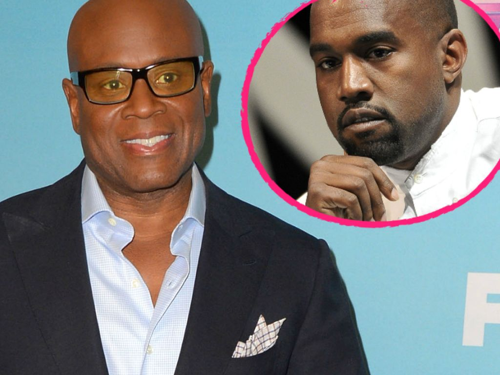 Kanye West und L.A. Reid