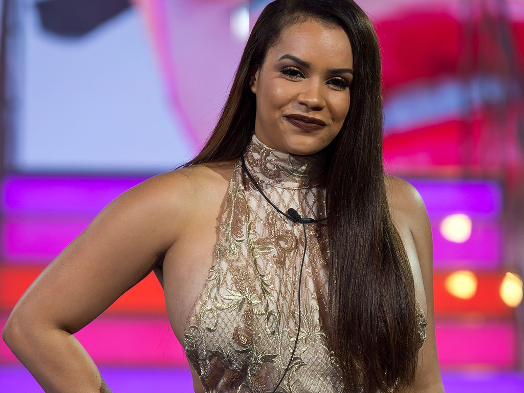 "Lateysha Grace, britische ""Big Brother""-Kandidatin"