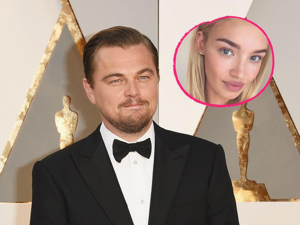 Leonardo DiCaprio und Roxy Horner