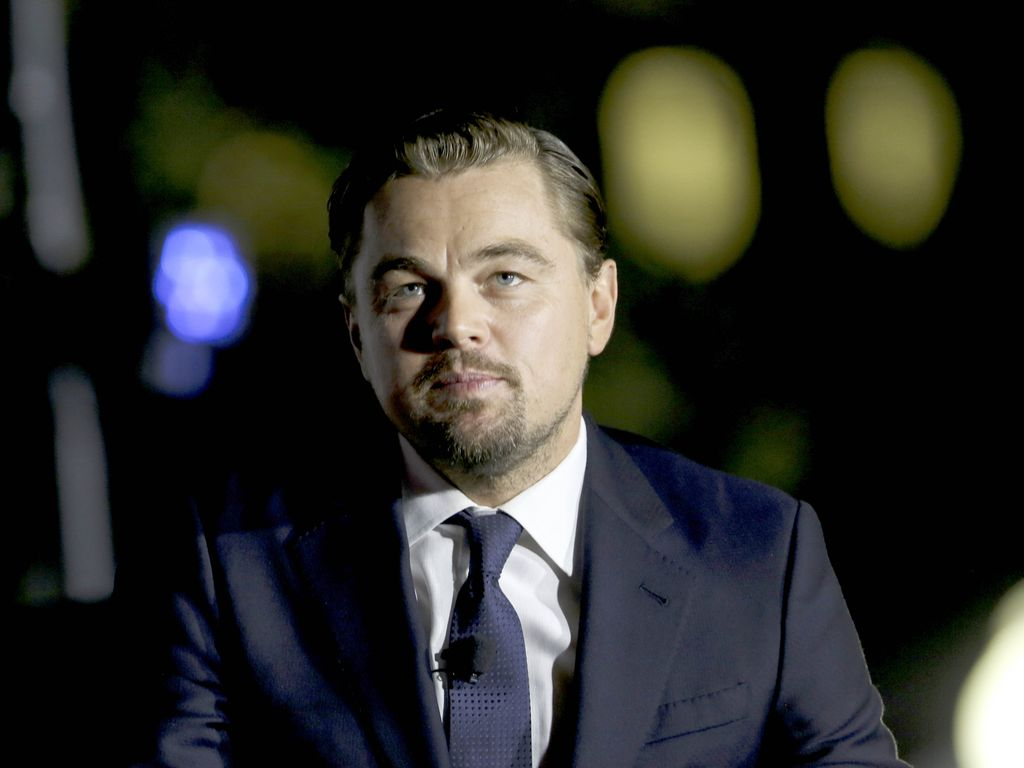 Leonardo DiCaprio beim SXSL-Festival in Washington
