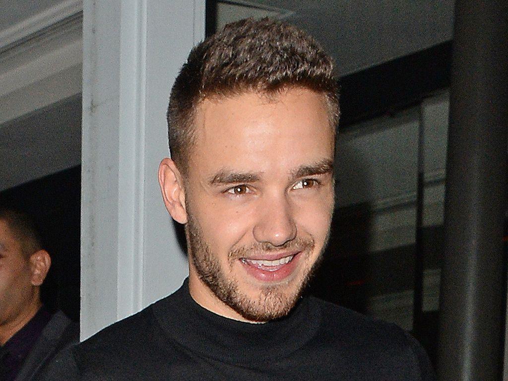 Liam Payne verlässt im März 2016 ein Restaurant in London