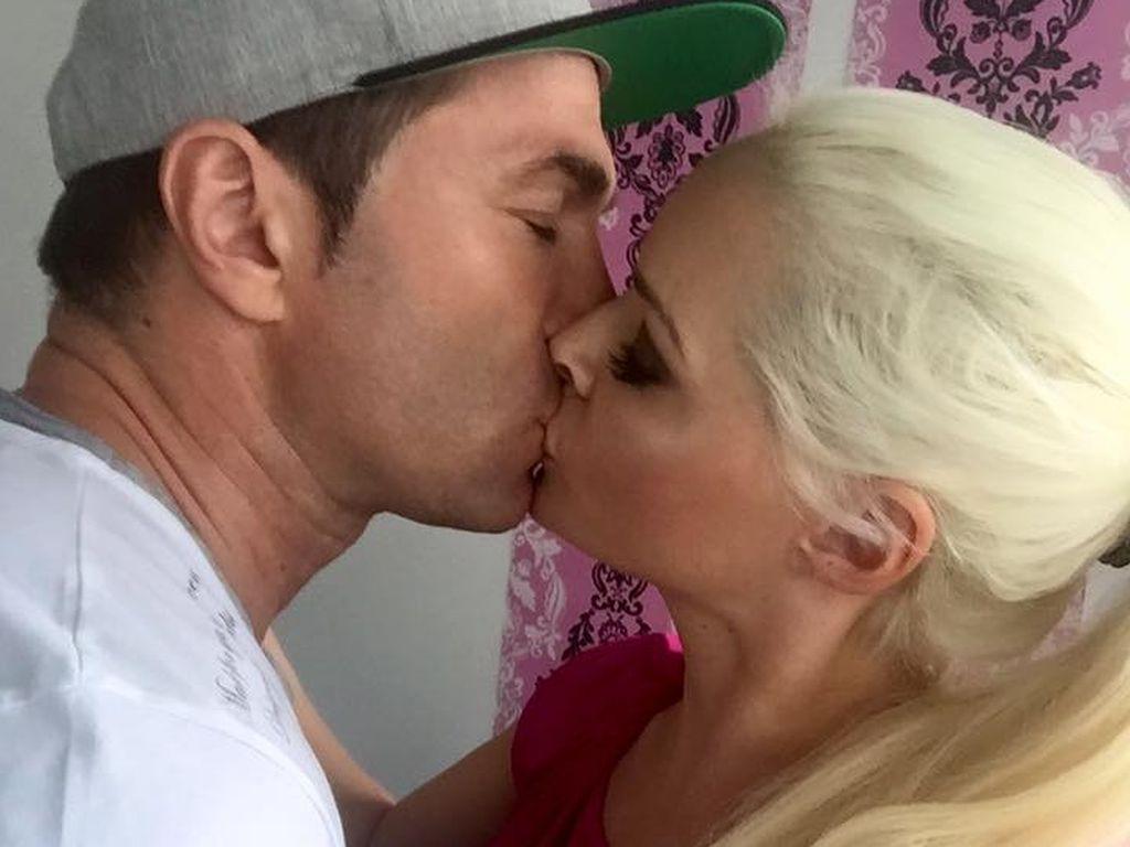 Lucas Cordalis und Daniela Katzenberger - TV-Stars