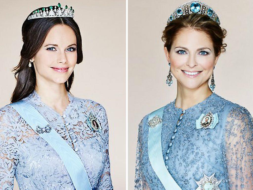 Madeleine von Schweden und Sofia Hellqvist