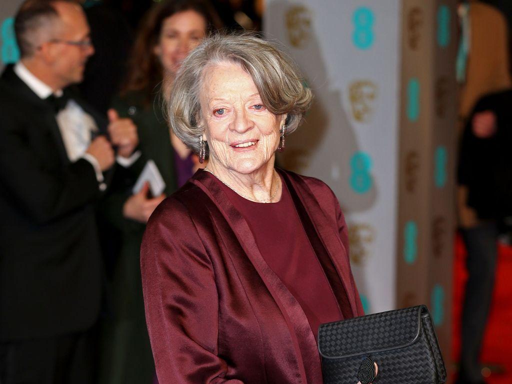 Maggie Smith bei den BAFTA-Awards