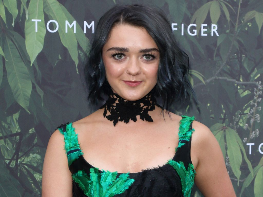 "Maisie Williams bei der ""Serpentine Gallery Summer Party"" in London"