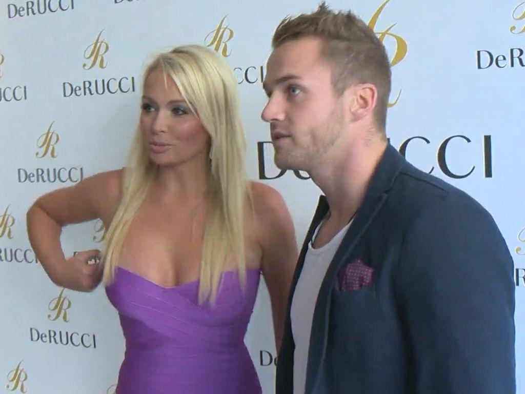 Mandy Lange und Philipp
