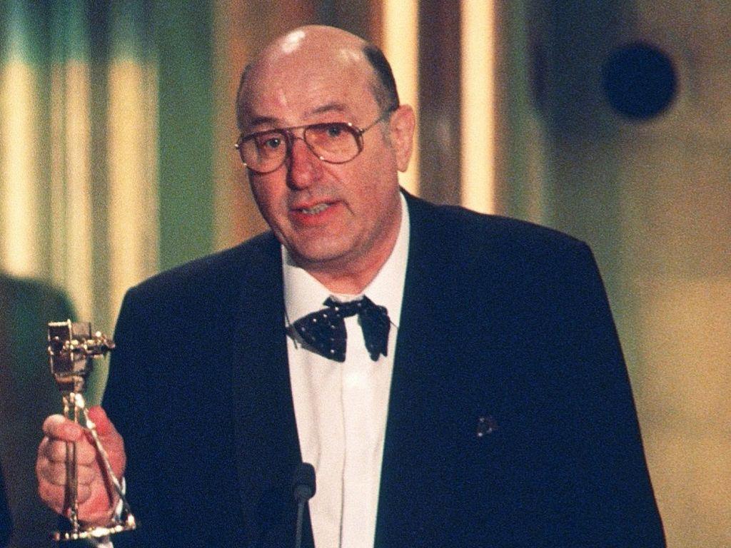 "Manfred Krug bei der ""Goldenen Kamera 2001"""
