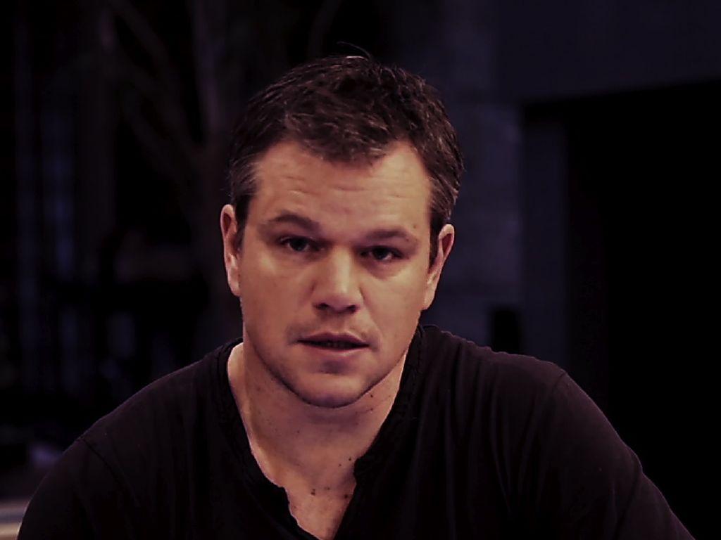 Matt Damon, Schauspieler