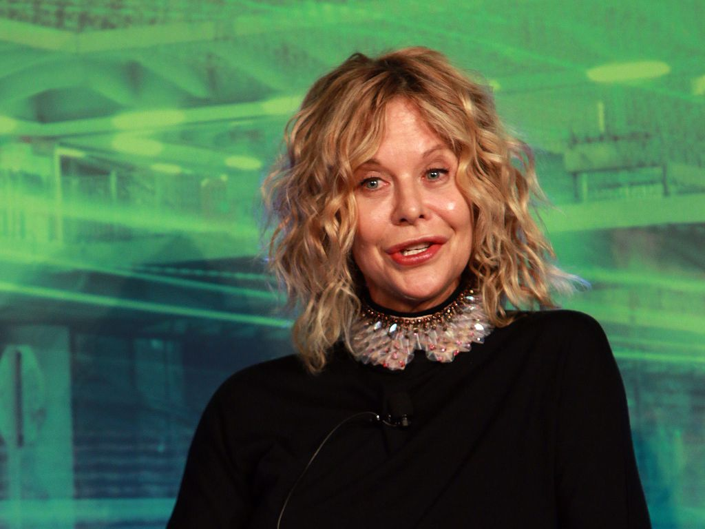 "Meg Ryan auf der ""2016 Advertising Week"" in New York"