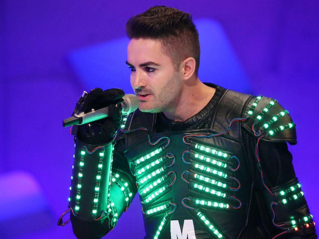 Menderes bei DSDS
