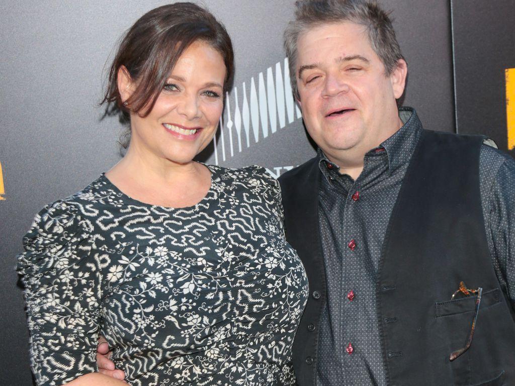 Meredith Salenger mit Patton Owalt