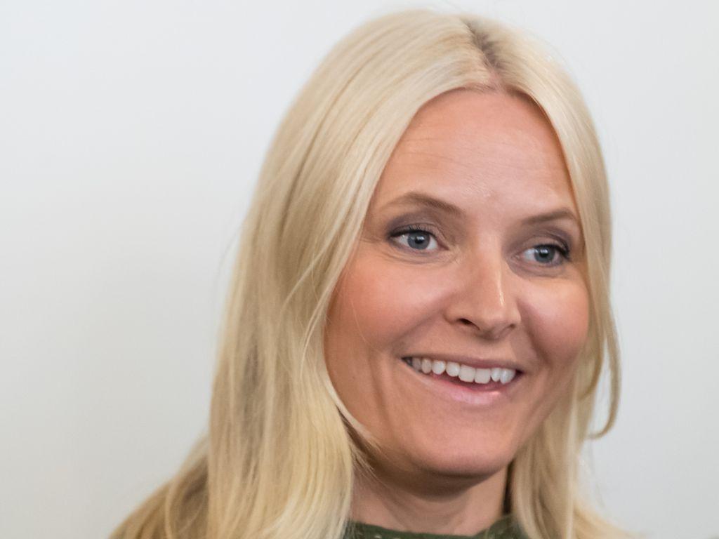 Mette-Marit, Kronprinzessin von Norwegen
