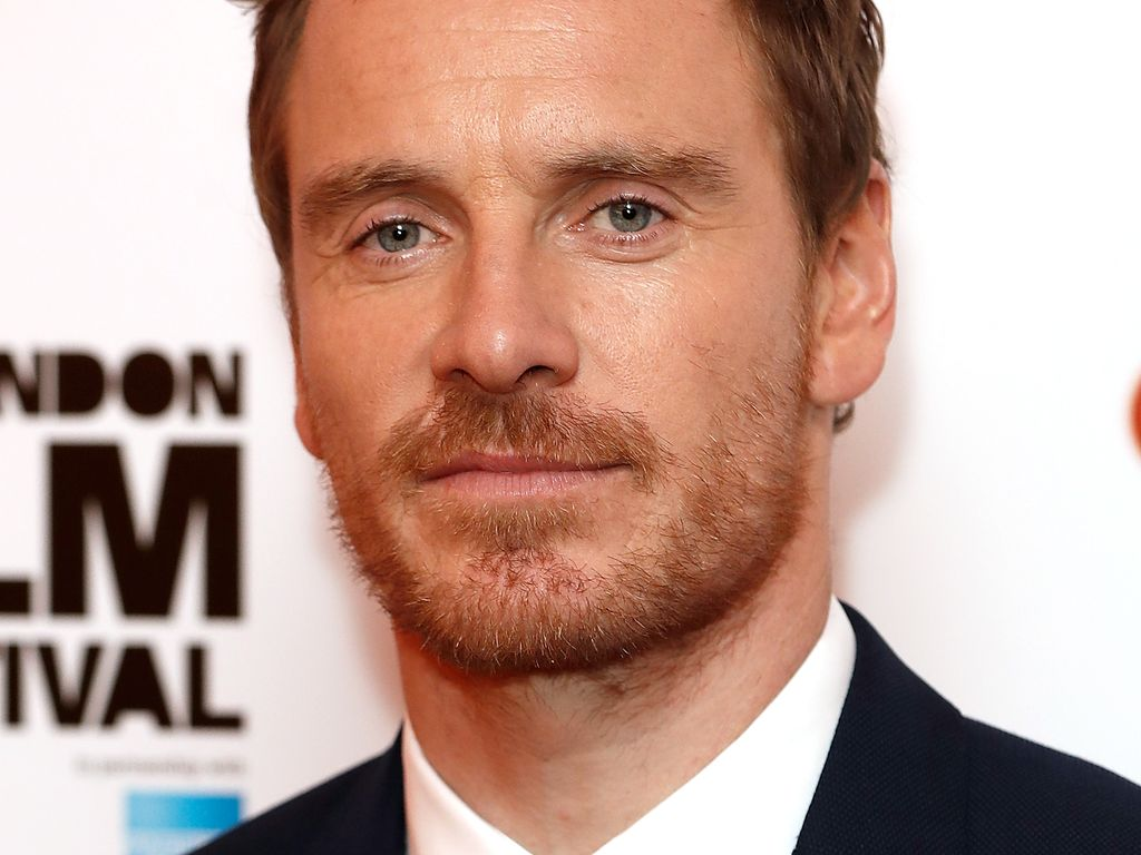 Michael Fassbender bei den 60. BFI London Film Festival Awards