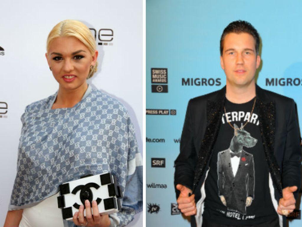 DJ Antoine und Natalia Osada