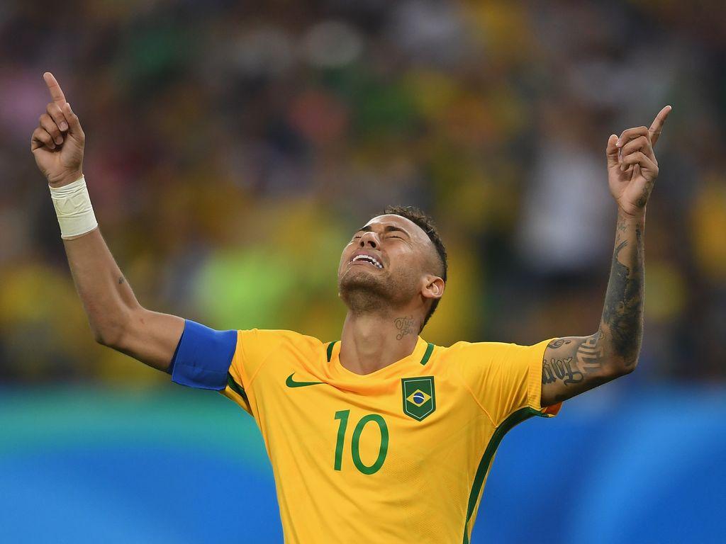 Neymar Jr., brasilianischer Fußballer