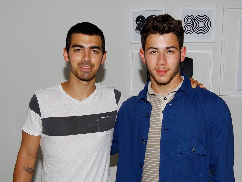 Nick Jonas und Joe Jonas