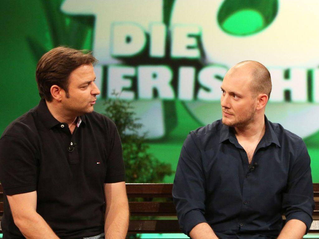 Oli P. und Martin Rütter