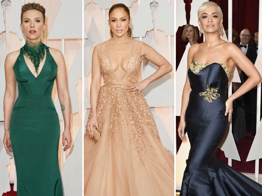 Jennifer Lopez, Rita Ora und Scarlett Johansson