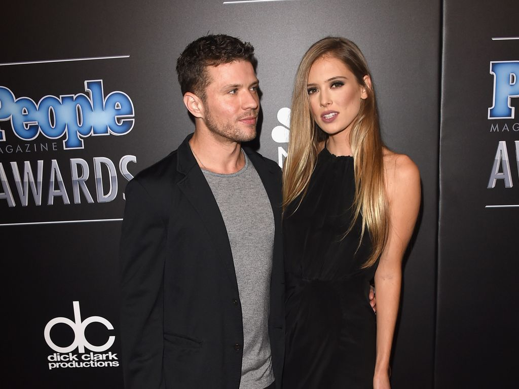 Ryan Phillippe und Paulina Slagter