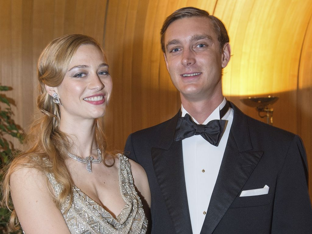 Beatrice Borromeo und Pierre Casiraghi