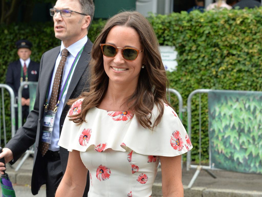 Pippa Middleton beim Grand Slam Turnier in Wimbledon 2016