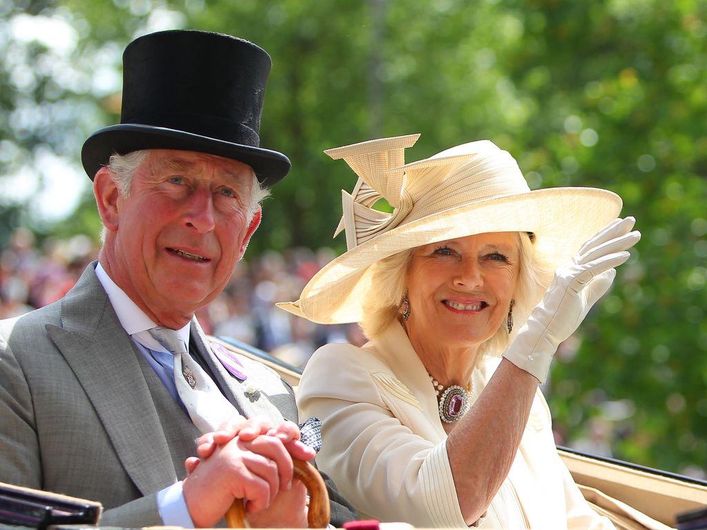 Prinz Charles und Camilla Parker Bowles