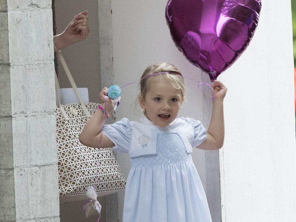 Prinzessin Estelle auf der Insel Öland