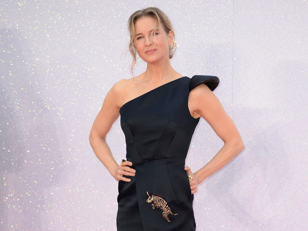 "Renée Zellweger bei der ""Bridget Jones""-Premiere in London"