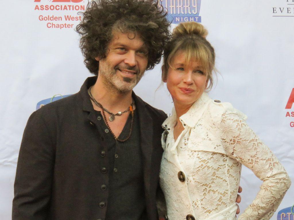 Renee Zellweger und Doyle Bramhall