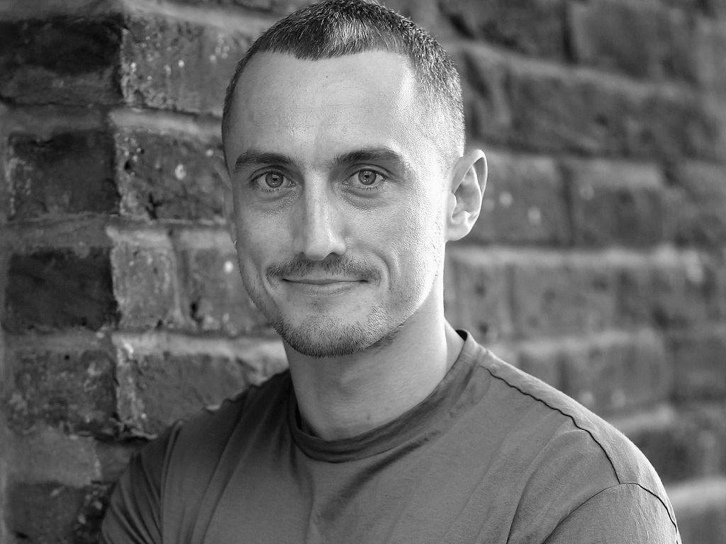 Designer Richard Nicoll 2011 in London