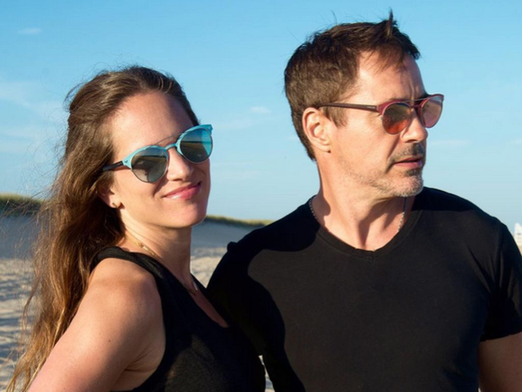 Robert Downey Junior und Susan Downey