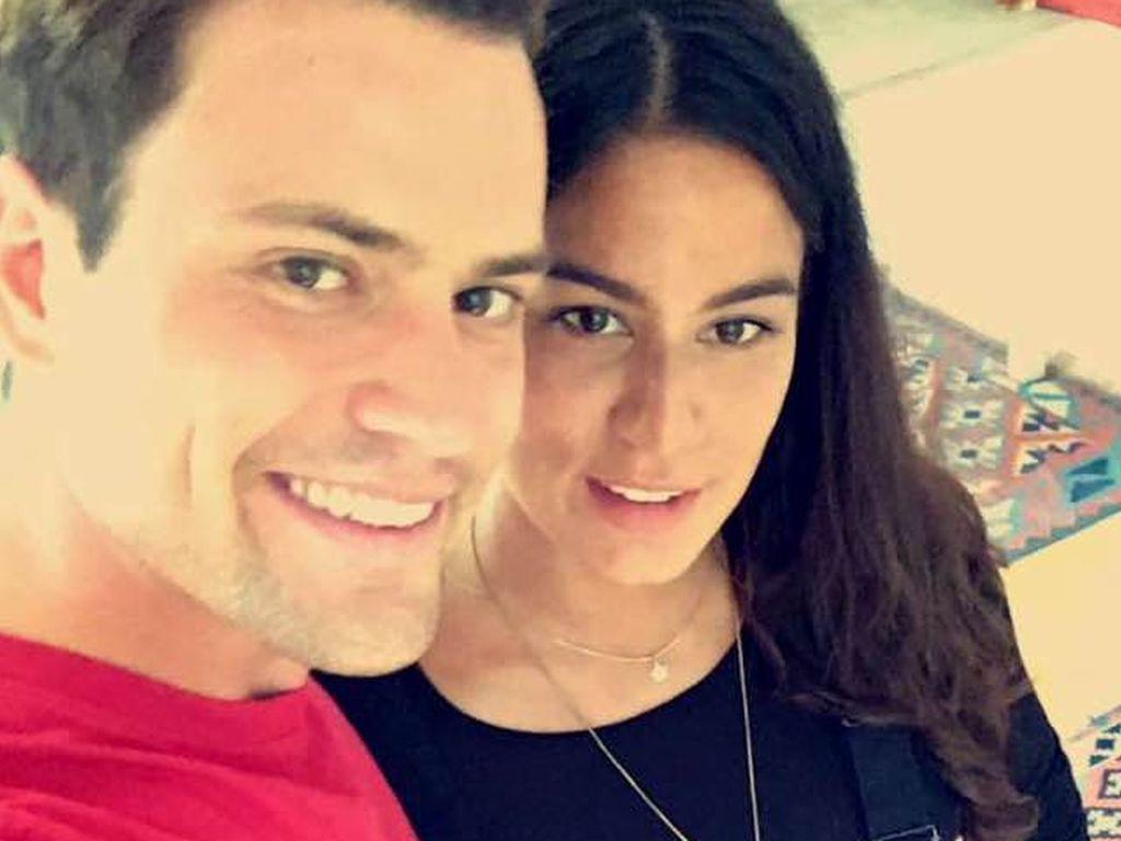 Rocco Stark mit Schwester Aurora