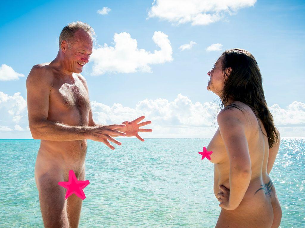 """Ronald Schill und Ulrike bei """"Adam sucht Eva"""""""