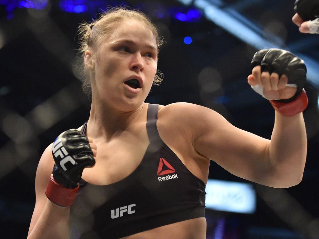 Ronda Rousey, UFC-Kämpferin