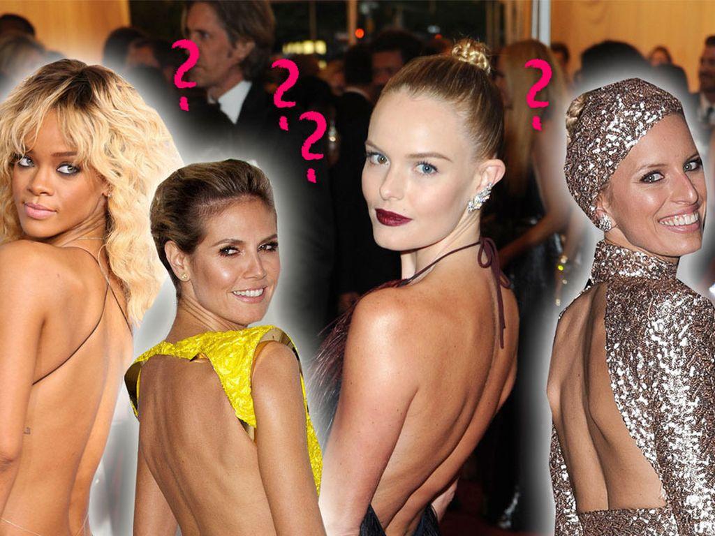Heidi Klum, Rihanna, Karolina Kurkova und Kate Bosworth