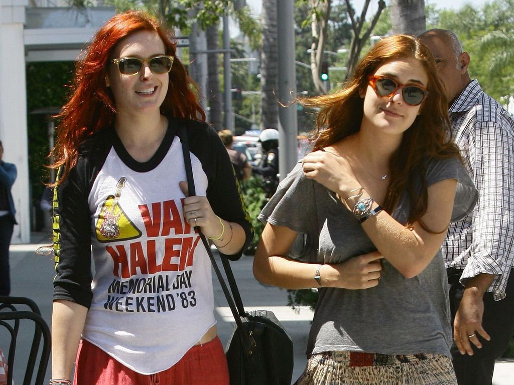 Rumer Willis und Tallulah Willis