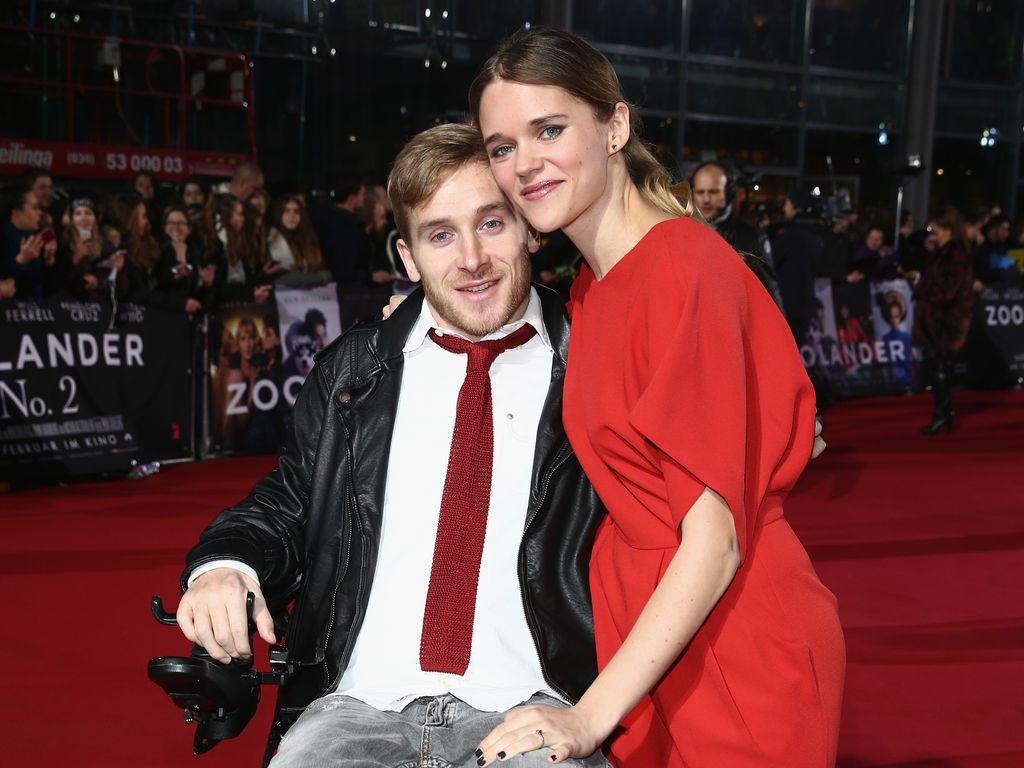 """Samuel Koch und Sarah Elena Timpe bei """"Zoolander 2""""-Premiere in Berlin"""
