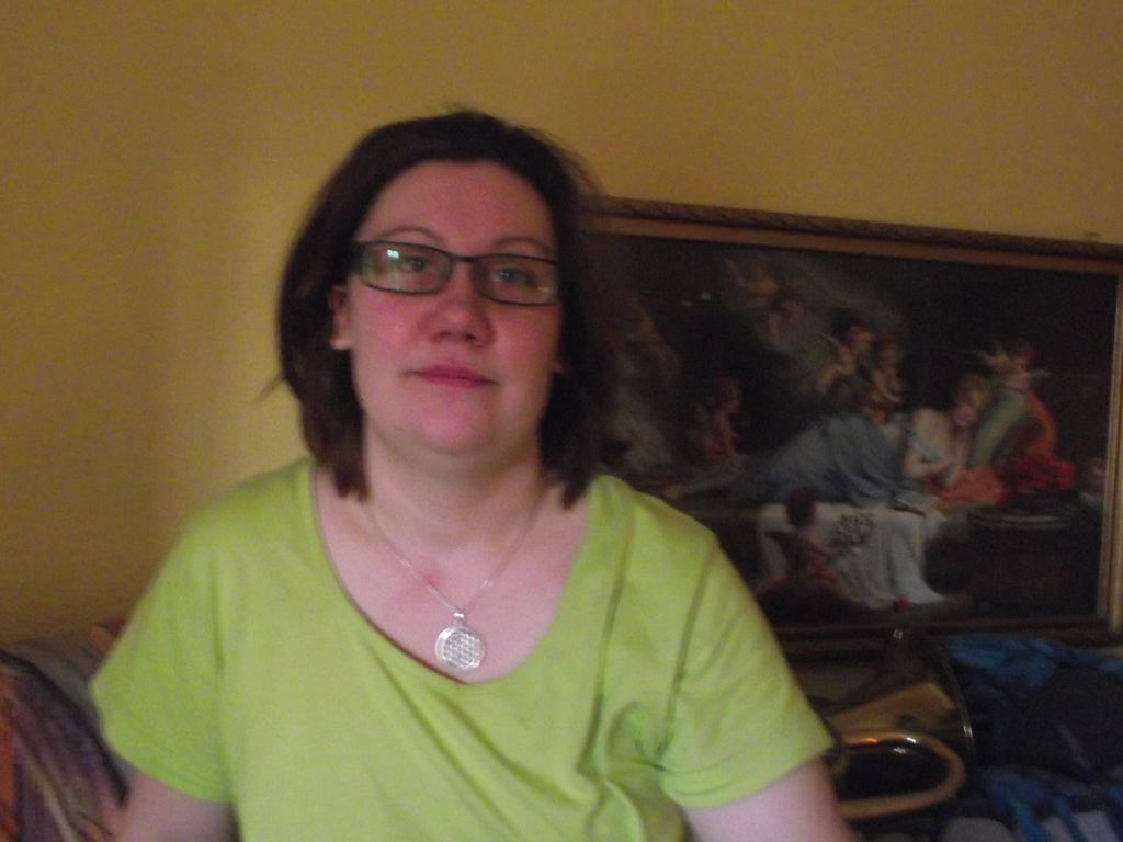 Sarah H. in Alt Rehse
