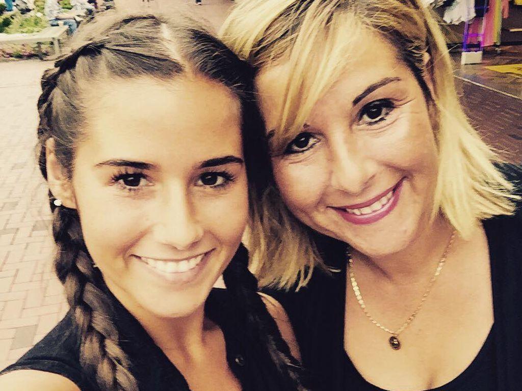 Sarah Lombardi und ihre Mama Sonja
