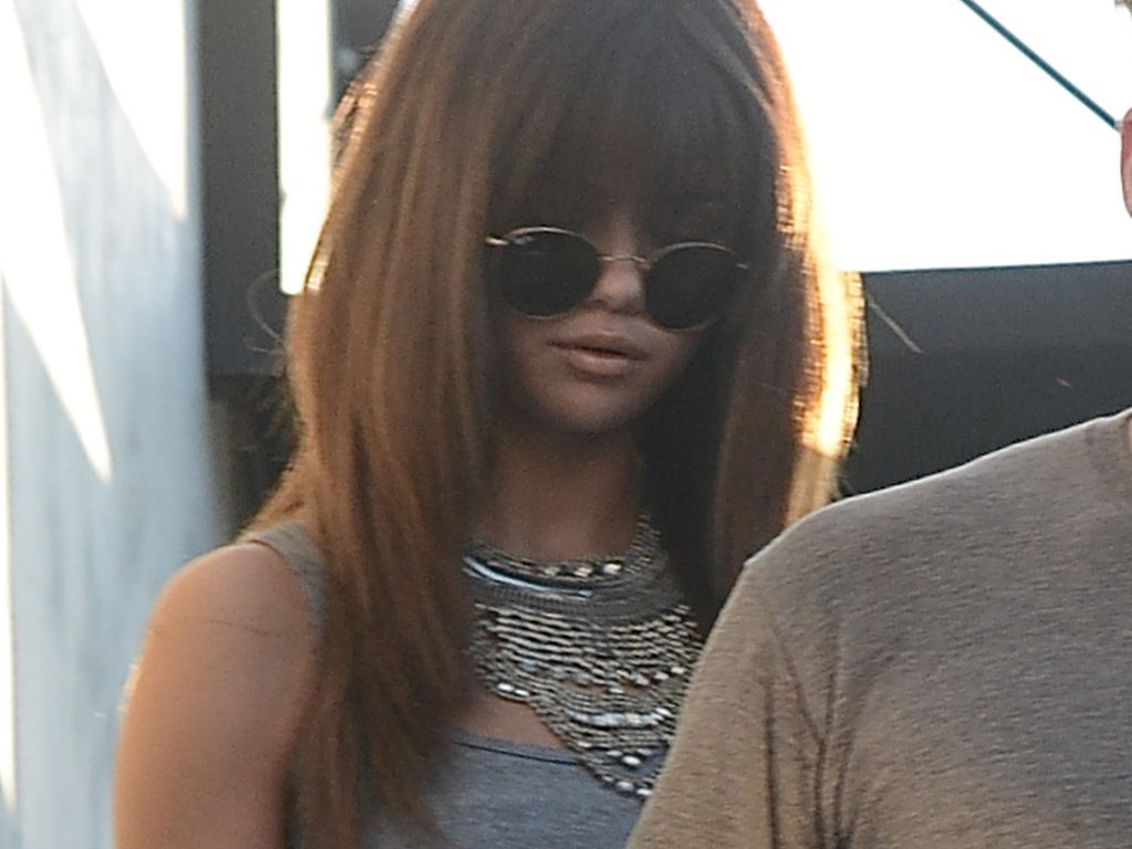 Selena Gomez in Beverly Hills