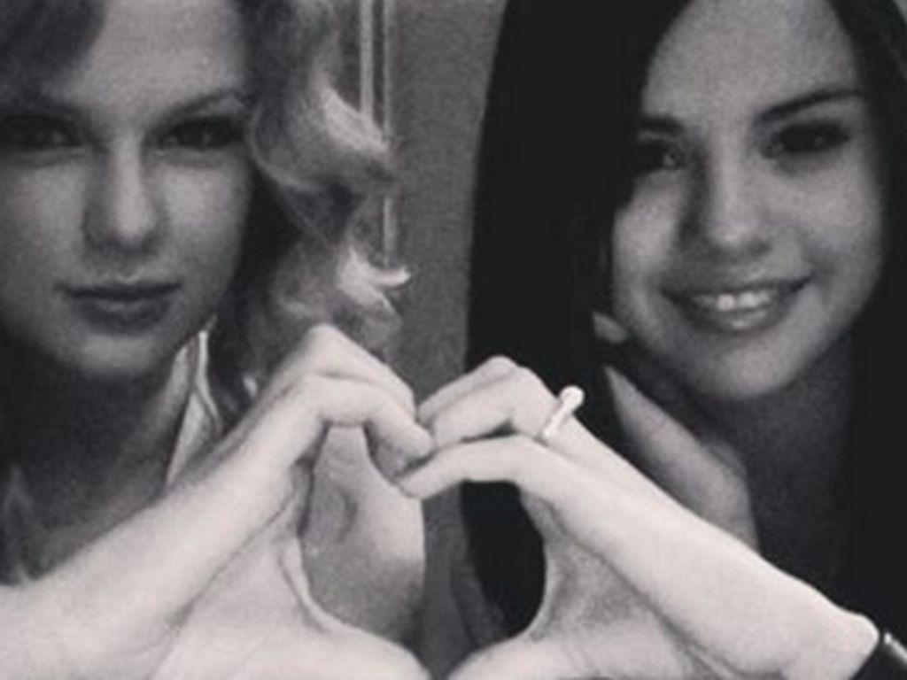 Selena Gomez und Taylor Swift