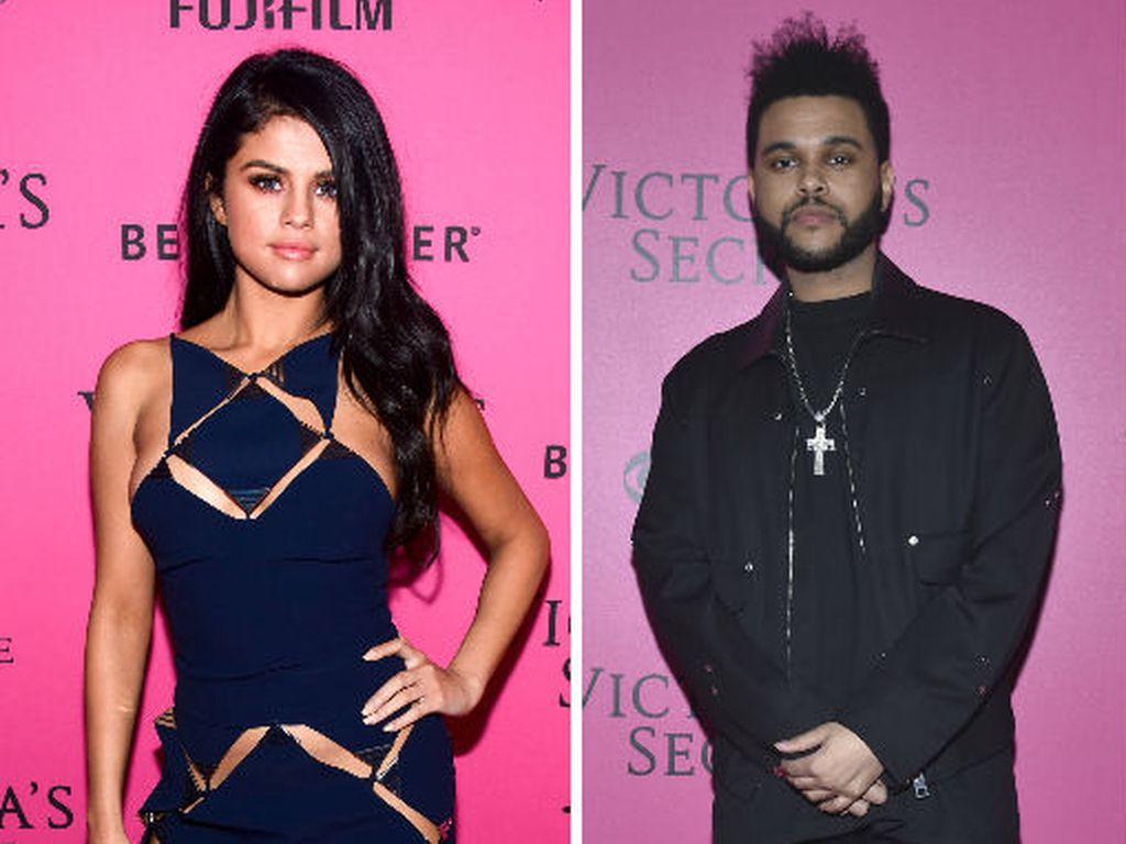 Selena Gomez und The Weeknd