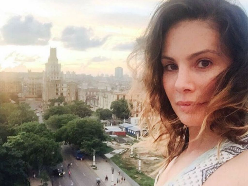 Model Daniela Michalski