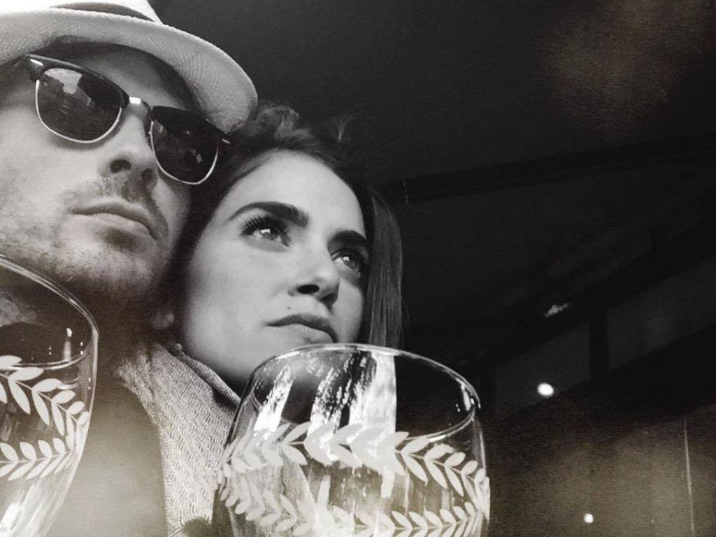 Ian Somerhalder und Nikki Reed in Paris
