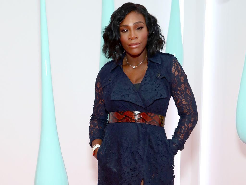 Serena Williams in New York City