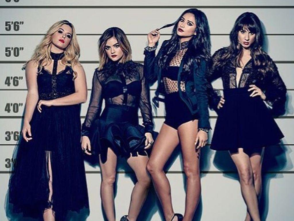 """""""Pretty Little Liars"""", Teaser-Poster für die siebte Staffel"""