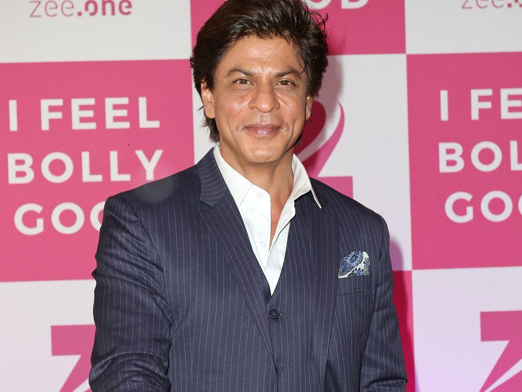 Shah Rukh Khan beim Launch des Bollywood-Senders Zee.One in Deutschland