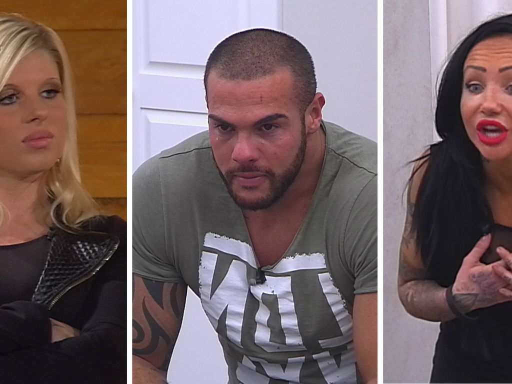 Sharon, Lusy und Manuel